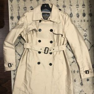 Brand New Superdry Trench Coat